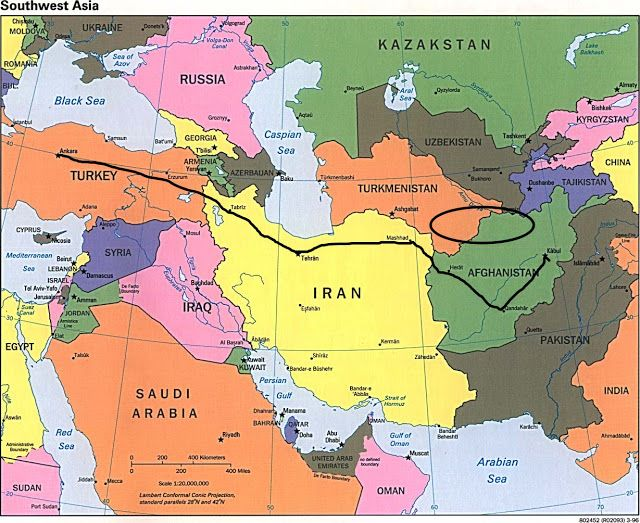 406 best maps images on Pinterest Maps, European history and - best of world atlas middle east outline map