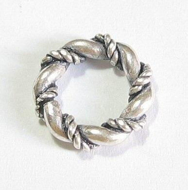 4 Pcs Sterling Silver Twist Ring Spacer For Pandora Troll European Bracelets  $17  Queenberry,http://www.amazon.com/dp/B006VZRLV4/ref=cm_sw_r_pi_dp_B2UKrb0489A644A4