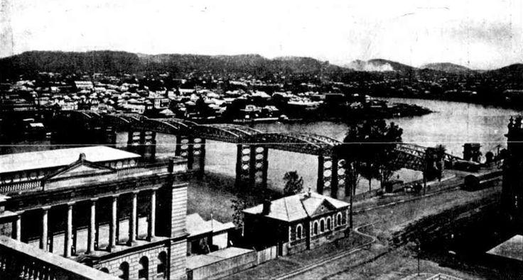 Brisbane 1917
