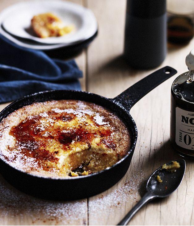 New England Polenta Cake :: Australian Gourmet Traveller