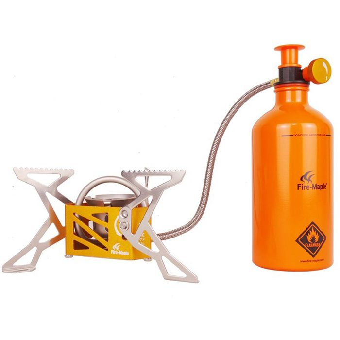Fire Maple Engine   Hiking Fuel Stove   The Campfire Lab