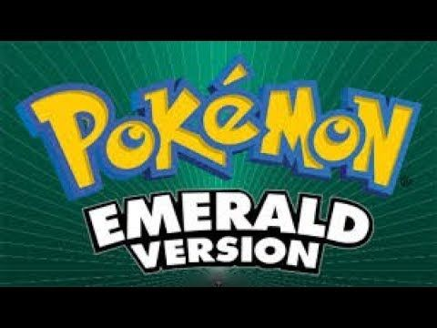 Pokemon Emerald Complete Live Stream