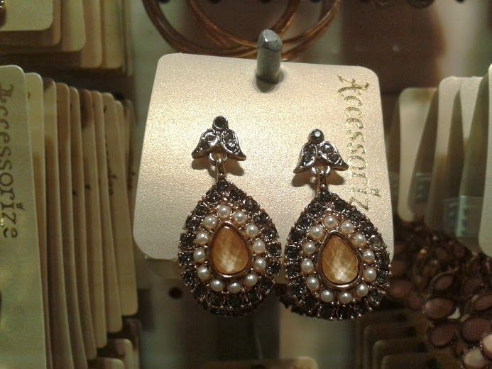 ear-rings from Accessorize
