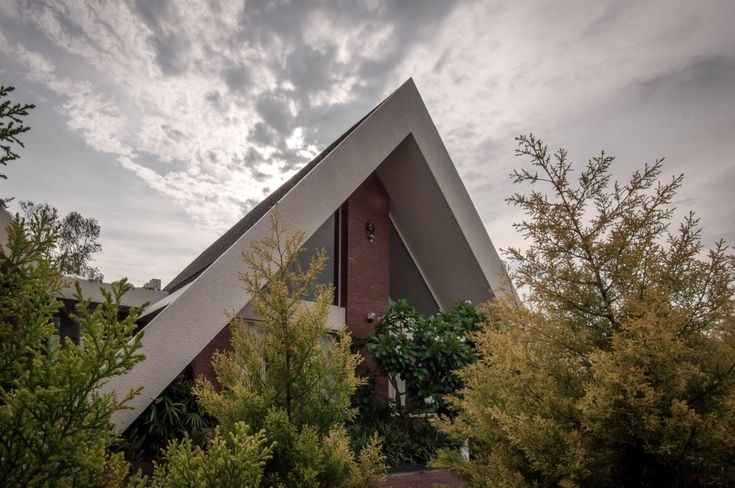 Sloping Roof House | Design Buro Architects - The Architects Diary