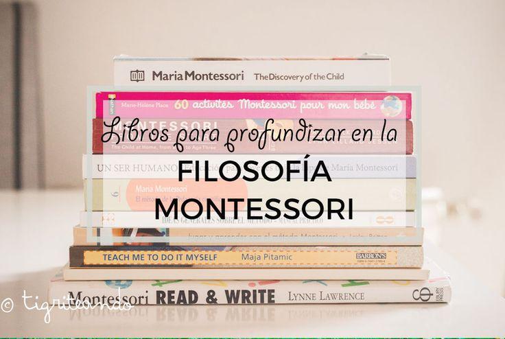 """¡Buenos días! Tenía pendiente este listado deinteresantes libros para profundizar en la Filosofia Montessori, y como ya os conté el lunes que en caso de duda lo mejor es acudir a la """"fuente"""", es decir, a los escritos de la Dra. Montessori, he incluído una cita de cada uno que me ha resultado útil para …"""