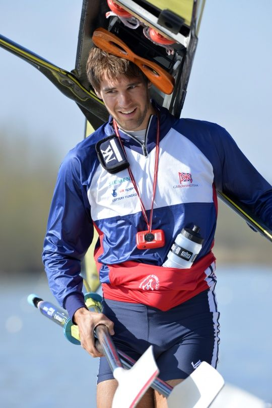 Graeme Thomas - GB Rowing Team