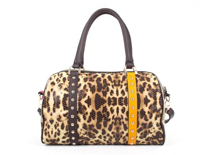 Gioseppo scarpe borse inverno 2016: la moda a prezzi accessibili Gioseppo borsa bowling Zaina 49.95 euro