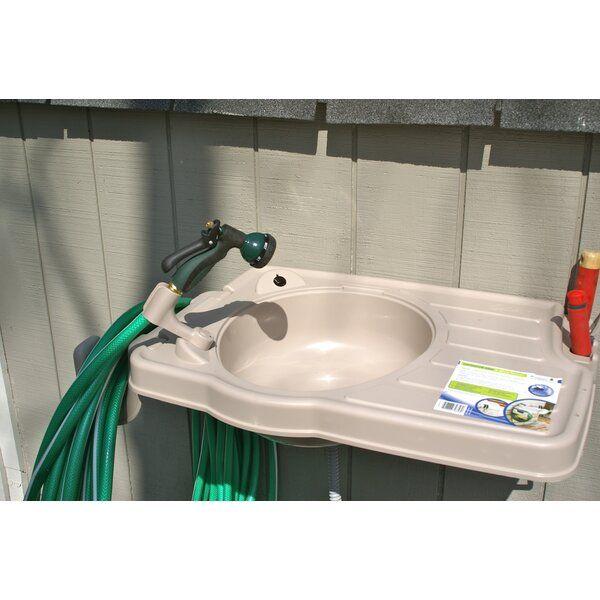 Clean It Plastic Outdoor Sink Garden Sink Outdoor Sinks Outdoor Garden Sink