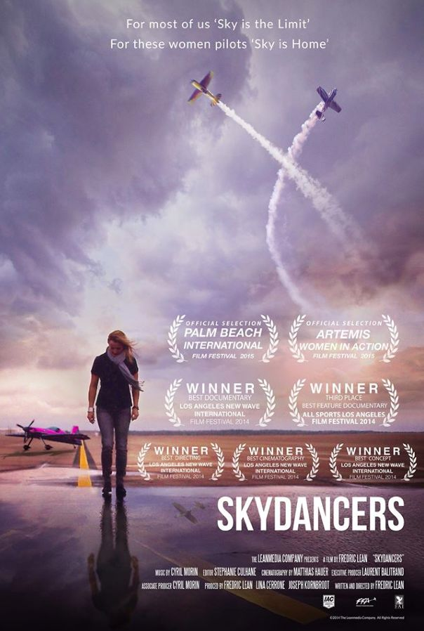 Skydancers - Artemis Women in Action Film Festival