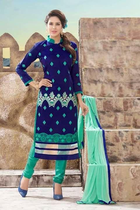 #party #salwar #suits @ http://zohraa.com/blue-chanderi-silk-salwar-kameez-z7188p1001-16.html #partysalwarkameez #celebrity #anarkali #zohraa #onlineshop #womensfashion #womenswear #bollywood #look #diva #party #shopping #online #beautiful #beauty #glam #shoppingonline #styles #stylish #model #fashionista #women #lifestyle #fashion #original #products #saynotoreplicas