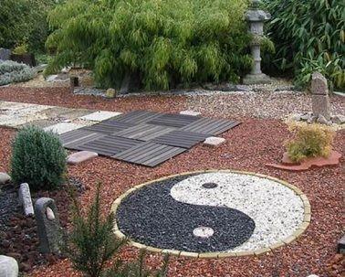 64 Best Yin Yang Garden Ideas Images On Pinterest