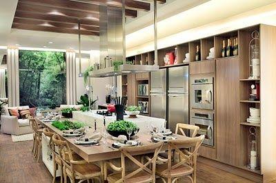 cozinha, cozinha projetada, projeto de cozinha, decoração de cozinha, cozinha americana, cozinha para estar, cozinha planejada, kitchen decor decorandocomclasse.com.br