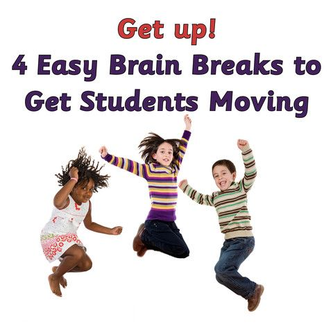 Every teacher knows that children are not meant to spend all day sitting, especially doing exercises or reading. Experts agree that moving is important for ch