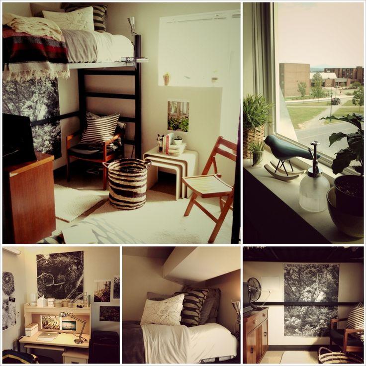 University Of Vermont Dorm Room