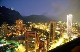 Bogota @ Night