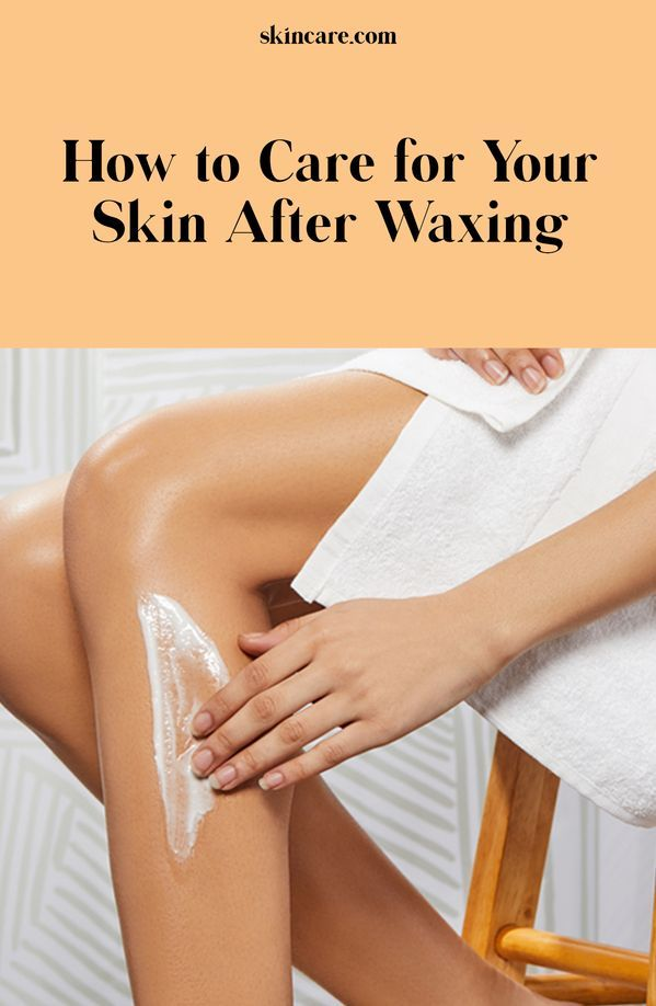 Tips On How To Care For Skin After Waxing Skin Care After Wax Care Beauty Skin