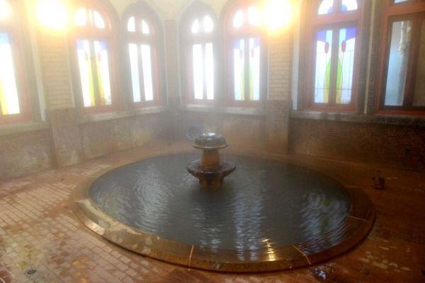 渋温泉 金具屋 - 秘境温泉 神秘の湯