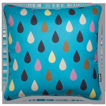 Raindrop Pillow by Woouf: Thanks to @Bonnie Tsang. 64.00 € #Pillow #Woouf