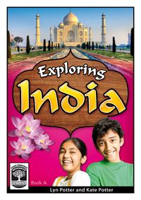 Written by well-travelled teachers Lyn Potter, Kate Potter and Rachel Goodchild these three resources are designed to introduce learners to India. This photocopiable resource has wide range of engaging cross-curriculum activities that will help build awareness and literacy. Students learn about cultures, languages, the people, history, food, symbols, and art. Excellent for independent learners working on individual or group projects.