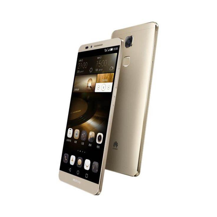 Huawei Ascend Mate 7 Vorne Hinten