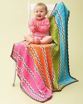 39 best free baby blanket patterns images on pinterest free celebrate the stunning array of bernat cottontots shades with this amazing baby blanket fandeluxe Images