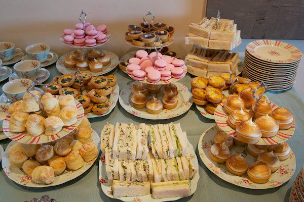 baby shower tea party | high tea wouldn t be high tea without scones and