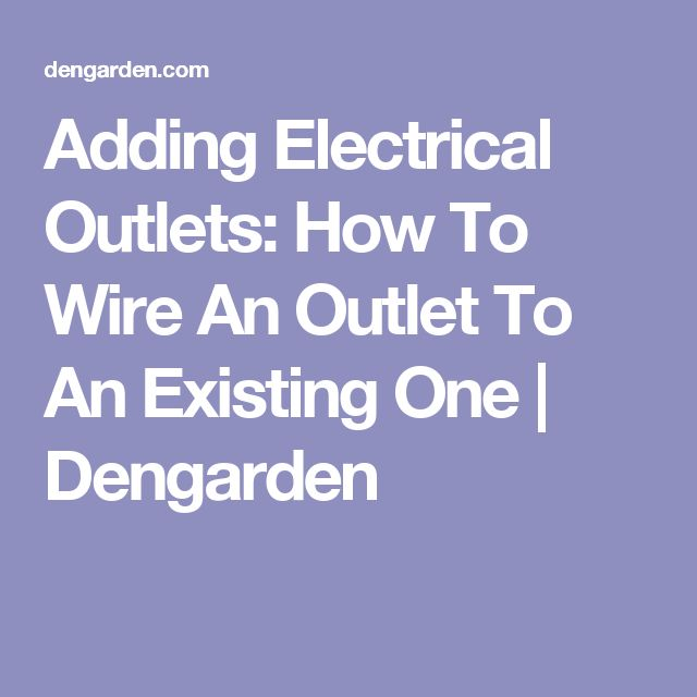wiring two outlets side by in one box wiring outlets in