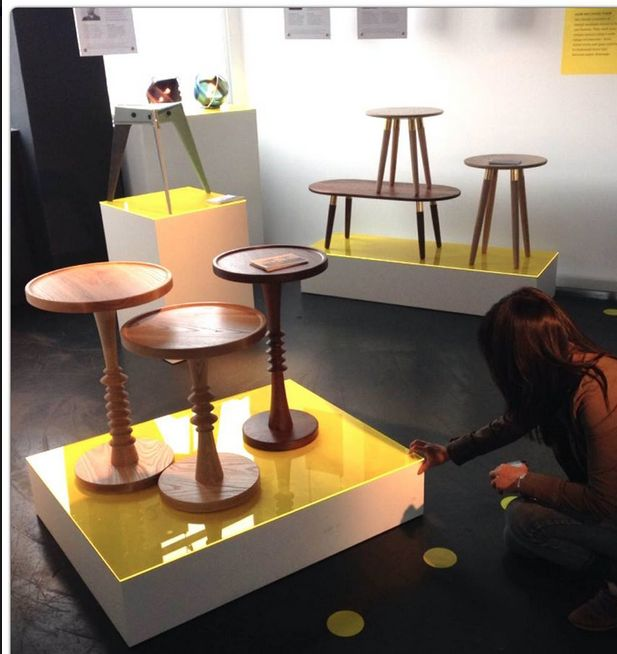 Exhibition Display Plinths : Best images about retail display plinth on pinterest