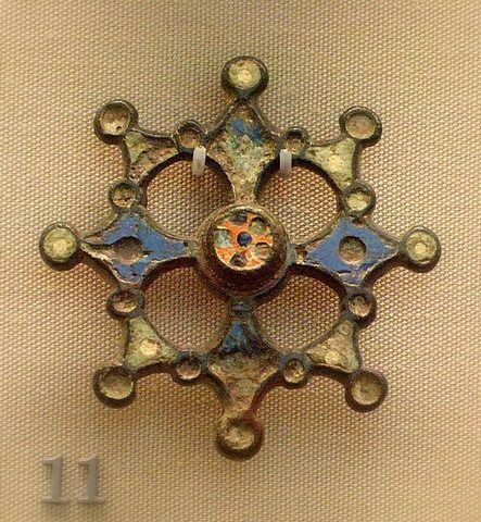Roman-British brooch 2-3c | Flickr - Photo Sharing!