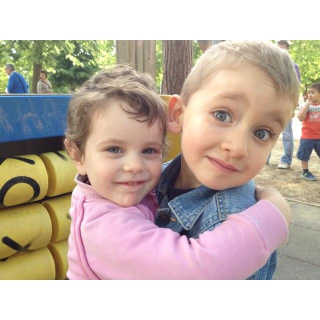 Andrea & Irene