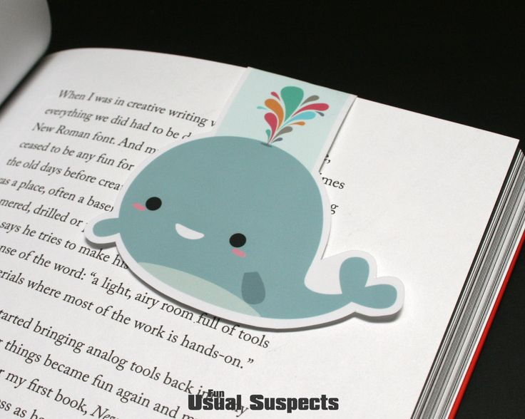 Hate losing your place? Never blow your top again, with this cute little bookmark to protect your pages. No matter what tale you are reading when it comes to saving your spot, this magnetic mammal is