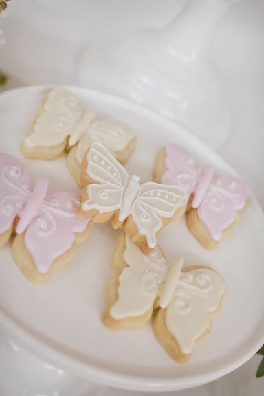 Little Big Company | The Blog: 4th Birthday Butterfly Garden Party by The Little Big Company