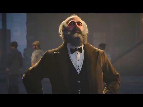 КАРЛ МАРКС И ЧАРЛЬЗ ДАРВИН | Спасают мир в игре Assassin's Creed Syndicate | Русский трейлер - YouTube