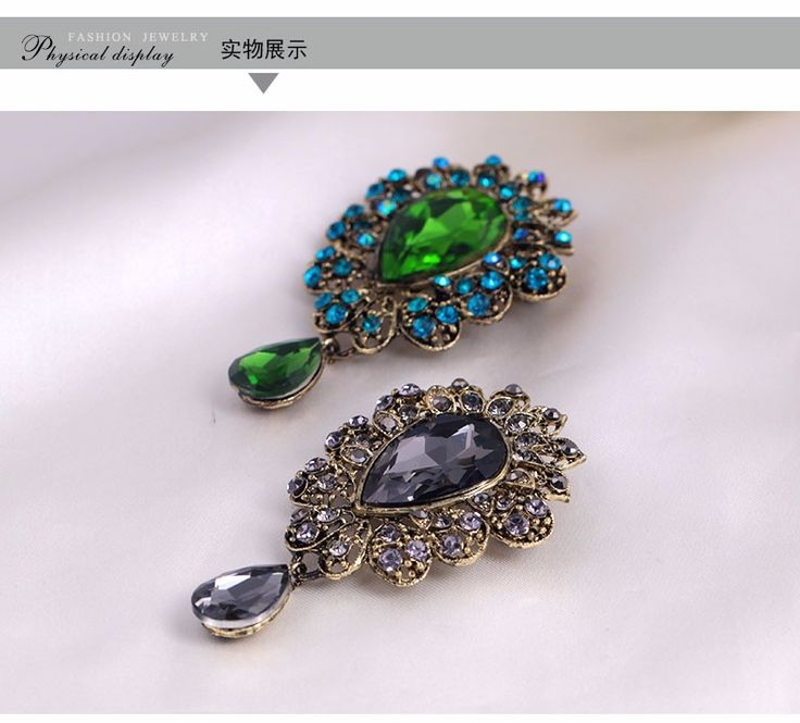 Горячая высокое качество элегантный шесть цвет горный хрусталь брошь для модный винтаж броши для ну вечеринку свадебные подарки ко дню рождения купить на AliExpress