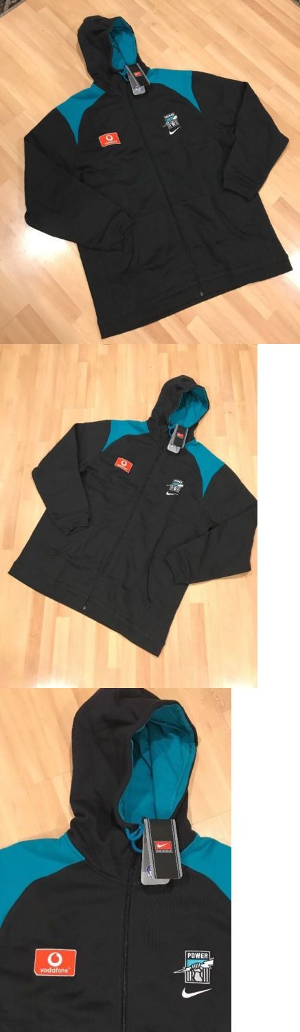 Football-Other 37753: Nike Team Afl Australian Football League Port Adelaide Power Hoodie Size Xxl New -> BUY IT NOW ONLY: $40 on eBay!