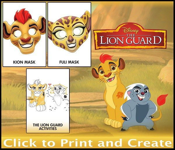 The Lion Guard: Return Of The Roar Coming to DVD   SKGaleana