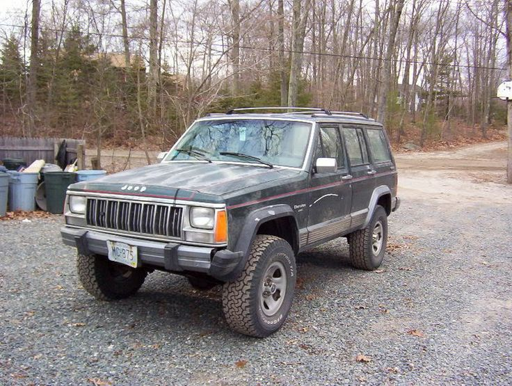 XJ Lift/Tire Setup thread Jeep Cherokee Forum Jeep