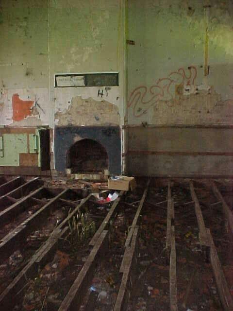 Koroit railway station renovations. Koroit Victoria Australia