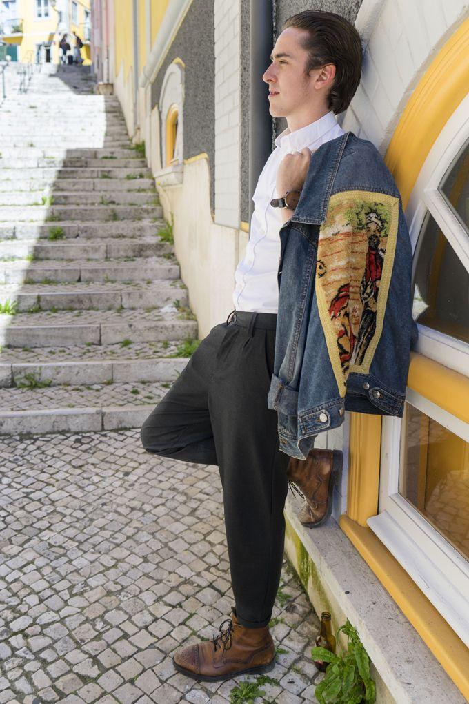 Eirik Billingsø Elvevold, Norwegian journalist in Lisbon