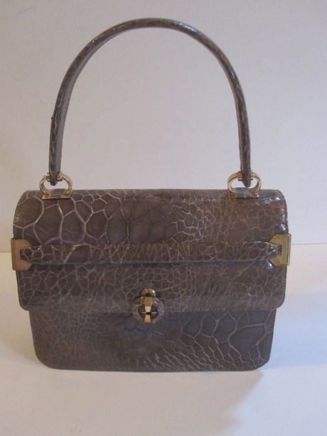 Shop my closet on @Jodie Guirey. I'm selling my Vintage Skin Clutch Bag Bags. Only $197.00