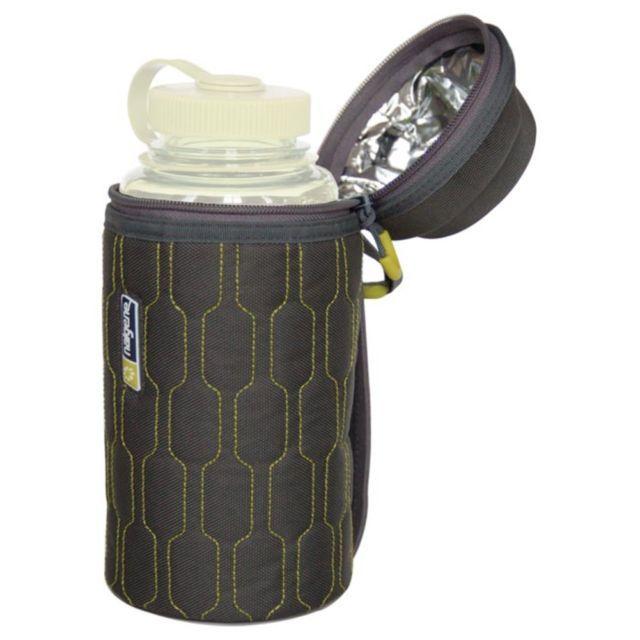 Nalgene Bottle Carrier Insulated Gray   eBay
