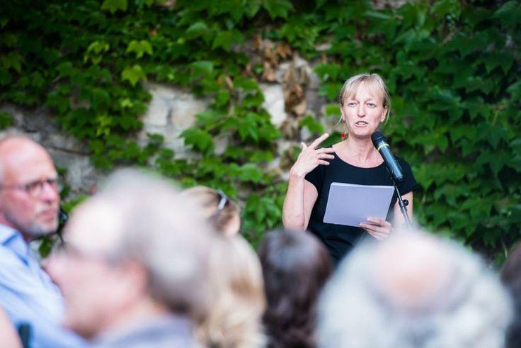 Cérémonie officielle au Théâtre des Doms dans le cadre du Festival d'Avignon   #FDA15 #Avignon #festival #theatre #doms