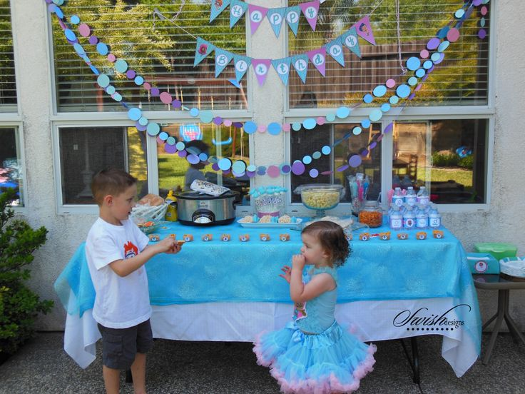 66 Best Bubble Guppies Party Images On Pinterest