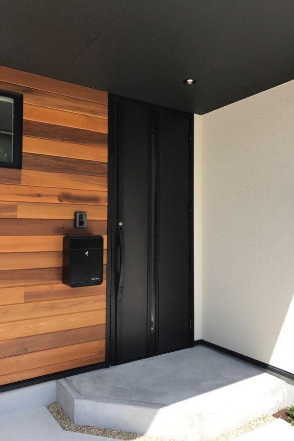 玄関 事例集 京都で新築 建替えをお考えなら 注文住宅キノハウスへ