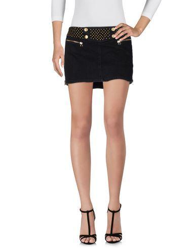 PIERRE BALMAIN Denim skirt. #pierrebalmain #cloth #
