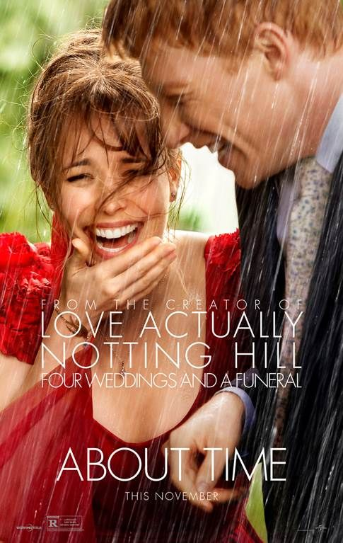 About Time – Movie Review {Such an awesome movie!}