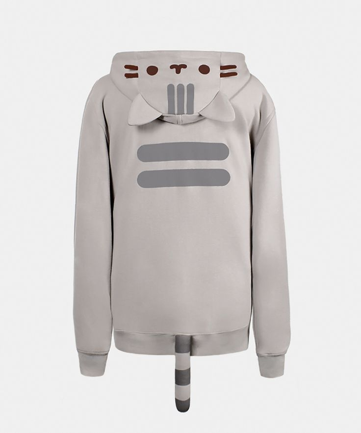 Pusheen the Cat costume hoodie (unisex)