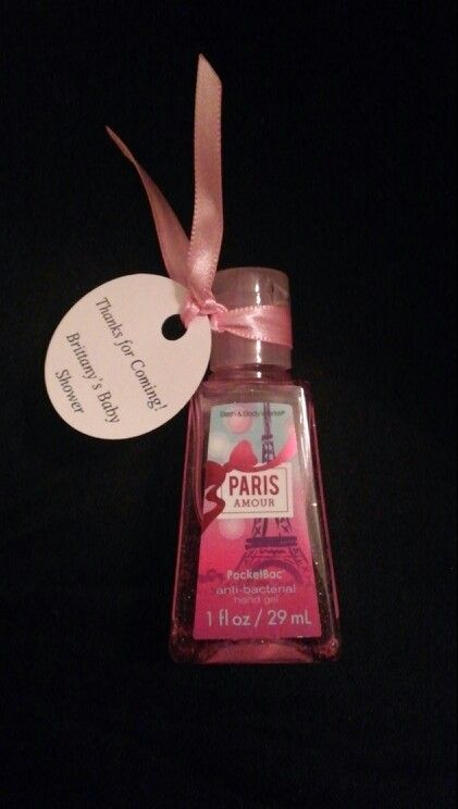 Paris Theme Baby Shower        #Party Favors #My Baby Shower