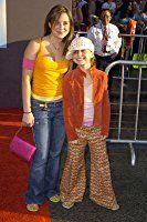 Alexa PenaVega and Makenzie Vega at an event for Raising Helen (2004)