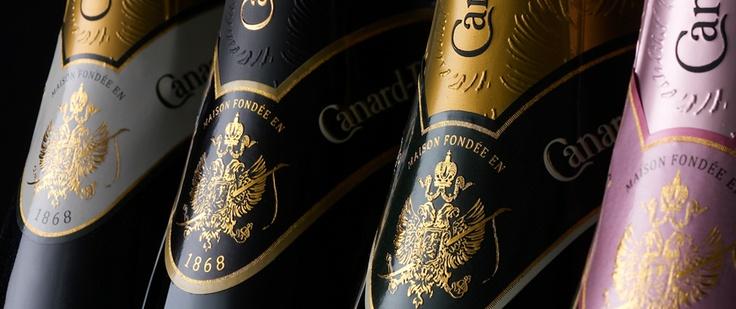 Champagne Canard Duchêne
